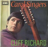 Cliff Richard - Carol Singers (SEG 8533)